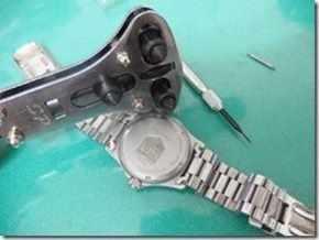 時計分解ツール