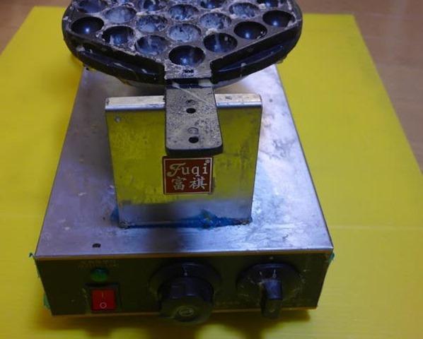クレープ焼き機